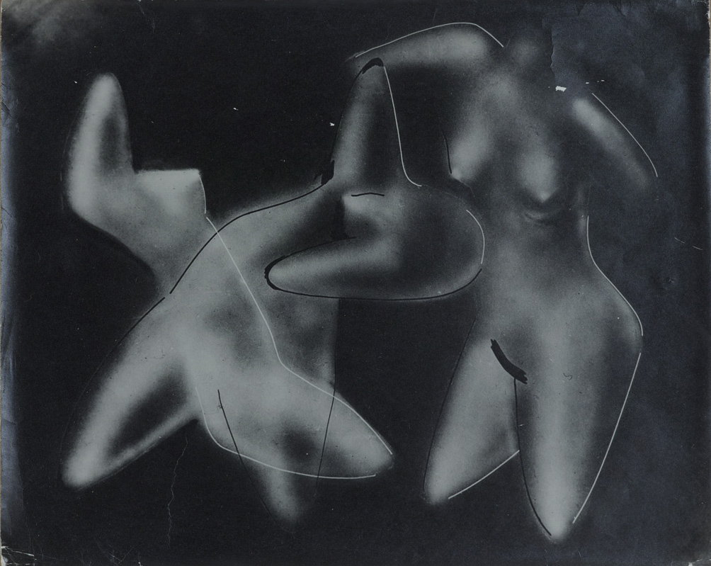 Man Ray, The three graces